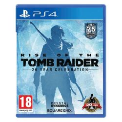 Rise of the Tomb Raider (20 Year Celebration Edition)  (Hra PS4)