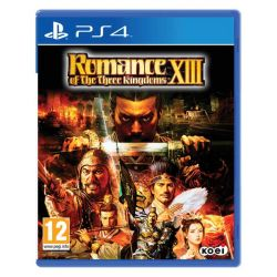 Romance of the Three Kingdoms 13 (Hra PS4)