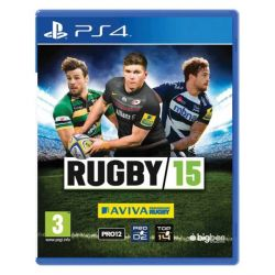 Rugby 15 (Hra PS4)