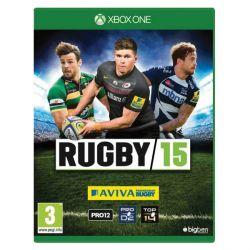 Rugby 15 (Hra XboxOne)