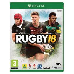 Rugby 18 (Hra XboxOne)