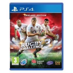 Rugby Challenge 3 (England Edition)  (Hra PS4)