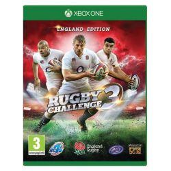 Rugby Challenge 3 (England Edition)  (Hra XboxOne)