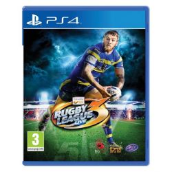 Rugby League Live 3 (Hra PS4)