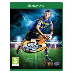 Rugby League Live 3 (Hra XboxOne)