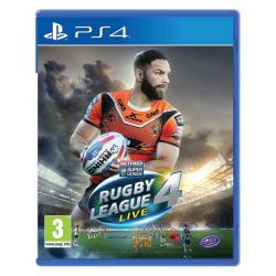 Rugby League Live 4 (Hra PS4)