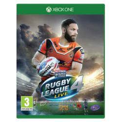 Rugby League Live 4 (Hra XboxOne)