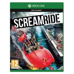 ScreamRide (Hra XboxOne)