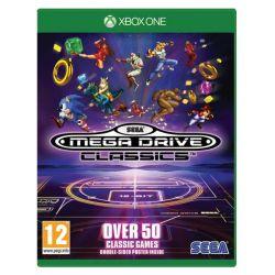 sega-mega-drive-classics (Hra XboxOne)