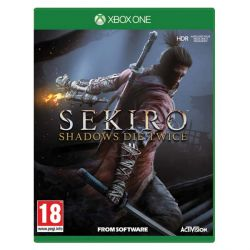 Sekiro: Shadows Die Twice (Hra XboxOne)