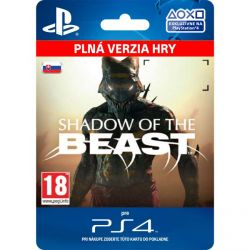 Shadow of the Beast (SK) (Hra PS4)