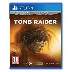 Shadow of the Tomb Raider (Croft Edition) (Hra PS4)