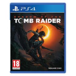 Shadow of the Tomb Raider (Hra PS4)