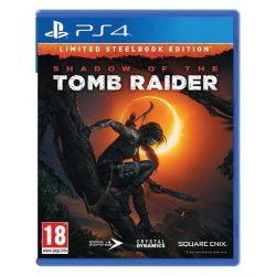 Shadow of the Tomb Raider (Limited Steelbook Edition) (Hra PS4)