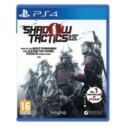 Shadow Tactics: Blades of the Shogun (Hra PS4)