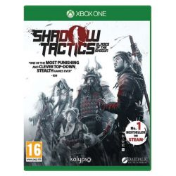 Shadow Tactics: Blades of the Shogun (Hra XboxOne)