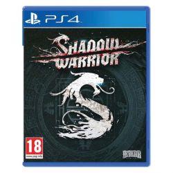 Shadow Warrior (Hra PS4)