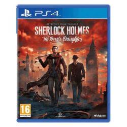 Sherlock Holmes: The Devil's Daughter (Hra PS4)