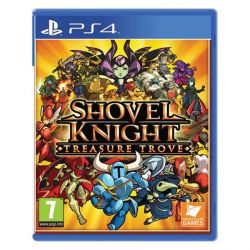 Shovel Knight: Treasure Trove (Hra PS4)