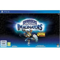 Skylanders Imaginators (Crash Limited Edition) (Hra PS4)