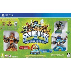 Skylanders: Swap Force (Starter Pack) (Hra PS4)