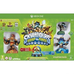 Skylanders: Swap Force (Starter Pack) (Hra XboxOne)