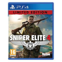 Sniper Elite 4 (Limited Edition) (Hra PS4)