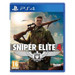 Sniper Elite 4 (Hra PS4)