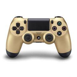 Sony DualShock 4 Wireless Controller, gold (Príslušenstvo PS4)