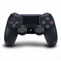 Sony DualShock 4 Wireless Controller v2, jet black (Príslušenstvo PS4)