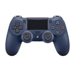 Sony DualShock 4 Wireless Controller v2, midnight blue (Príslušenstvo PS4)