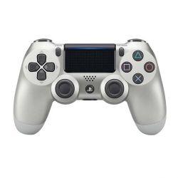Sony DualShock 4 Wireless Controller v2, silver (Príslušenstvo PS4)