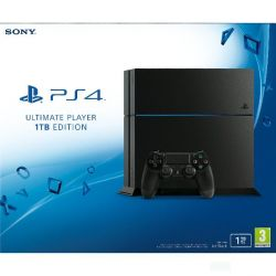 Sony PlayStation 4 (Ultimate Player 1TB Edition) (Hracia konzola PS4)