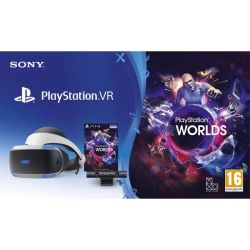 Sony PlayStation VR V2   Sony PlayStation 4 Camera   VR Worlds (Príslušenstvo PS4)