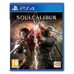 Soulcalibur 6 (Hra PS4)
