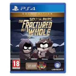 South Park: The Fractured but Whole (Gold Edition) (Hra PS4)