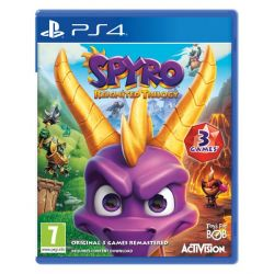 Spyro Reignited Trilogy (Hra PS4)