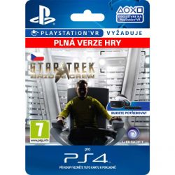 Star Trek: Bridge Crew (CZ) (Hra PS4)