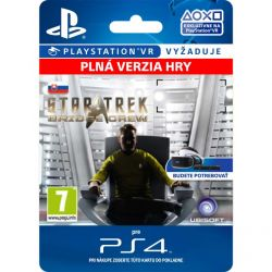 Star Trek: Bridge Crew (SK) (Hra PS4)