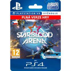 Starblood Arena (CZ) (Hra PS4)