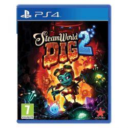 SteamWorld Dig 2 (Hra PS4)
