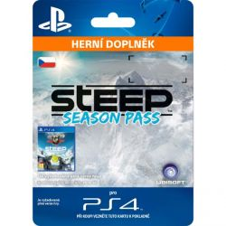Steep  (CZ Season Pass) (Hra PS4)