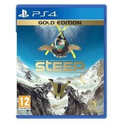 Steep (Gold Edition) (Hra PS4)