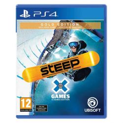 Steep (X Games Gold Edition) (Hra PS4)