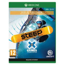 Steep (X Games Gold Edition) (Hra XboxOne)