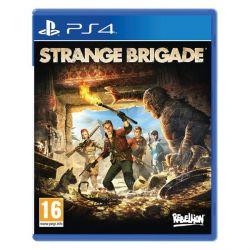 Strange Brigade (Hra PS4)