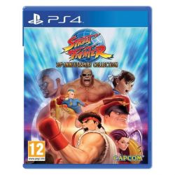 Street Fighter (30th Anniversary Collection) (Hra PS4)