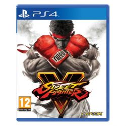 Street Fighter 5 (Hra PS4)