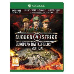 Sudden Strike 4 (European Battlefields Edition) (Hra XboxOne)