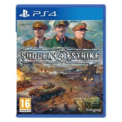 Sudden Strike 4 (Hra PS4)